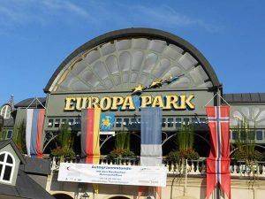 chauffeur privé europa park